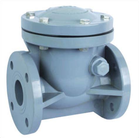 plastic swing check valve china pvdf cpvc frpp swing check valve h44x plastic