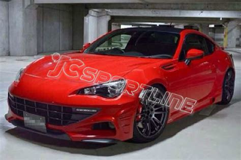 Jual Toyota Ae86 by Gt86 Ft86 Ae86 Kit For Toyota 86 Look Front