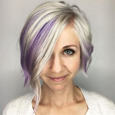 older women with asymetric hairstyles 50 asymmetrical bob ideas for an original hairstyle hair
