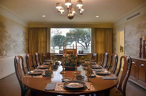 The Dining Room Johnson City White House Dining Room Picture Of Lyndon B