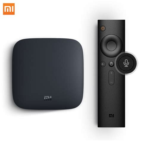 Xiaomi Android Tv Box xiaomi mi 3 4k android media tv box geewiz