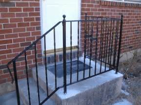 Outside Banister Railings by Blinds Decor Best 12 Ideas On Wrought Iron Railings For