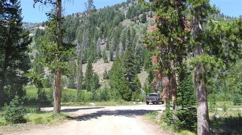 Best Camping in and Near Salmon-Challis National Forest
