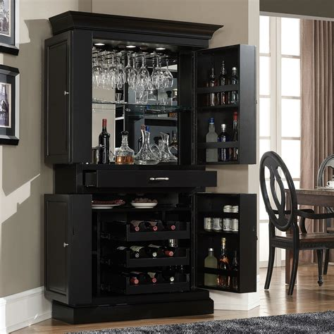 corner bar cabinet black unique bar cabinet modern 8 black corner bar cabinet