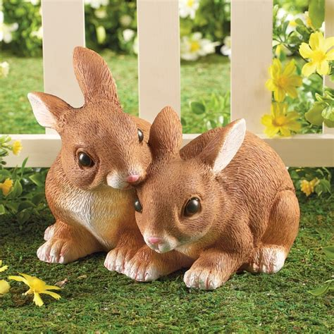 Rabbit Garden Decor Bunny Rabbit Garden Statues Fresh Garden Decor