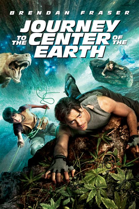 Journeys To The journey to the center of the earth 2008