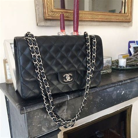 Boy In Black Silver Hardware Caviar Sale 26 best my bags images on bags chanel boy bag and handbags
