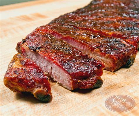 best barbecue pork bbq ribs calories