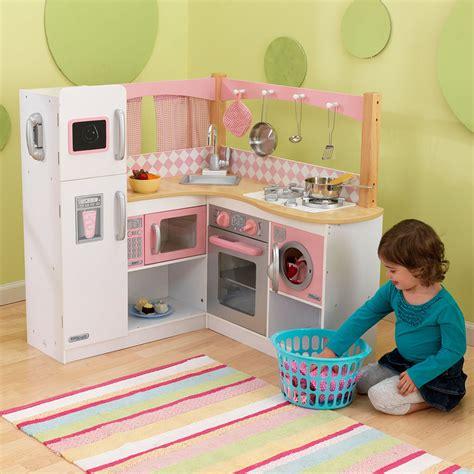cuisine pour enfant grande cuisine d angle pour enfant