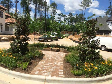 landscaping project houston tx landscape