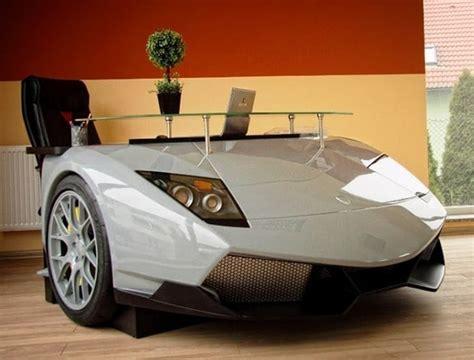 Lamborghini Bed The Lamborghini Murcielago Desk From Design Epicentrum