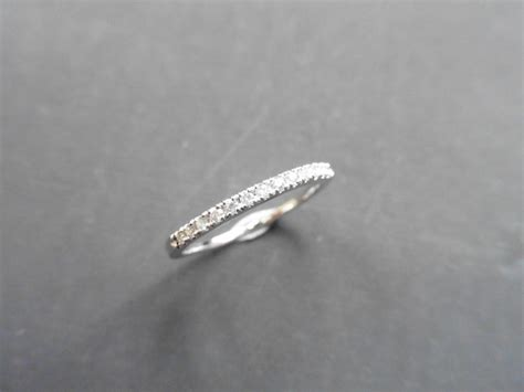 14k gold band ring 0 13ct size 51 free resize
