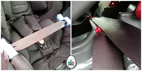belt infant car seat buckle crunch egg car safety
