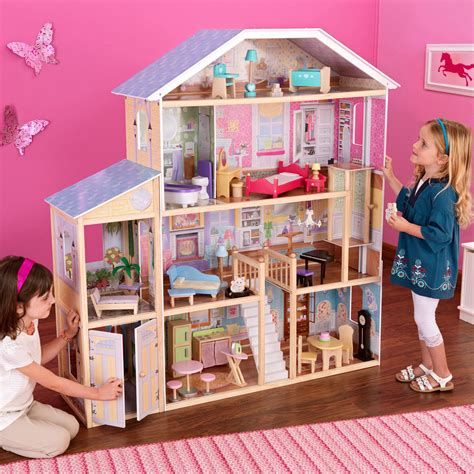 pinterest doll house barbie doll house houses and dolls on pinterest make your little girls dream come true with the