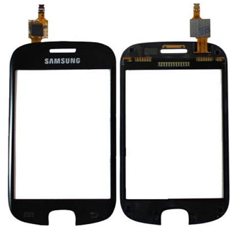 Touchscreen Ts Samsung Galaxy Fit S5670 S 5670 S 5670 Ori samsung s5670 galaxy touch screen replacement parts digitizer cellspare