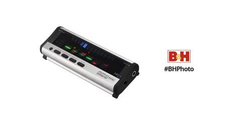 Korg Pb04 Pb 04 Pitchblack Portable Polyphonic Tuner korg pitchblack portable guitar bass polyphonic tuner pb04si b h