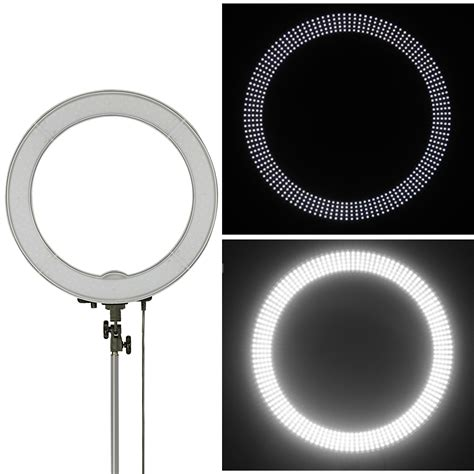Bestlight 18 Quot 55w 240pcs Led Smd Ring Light Universal