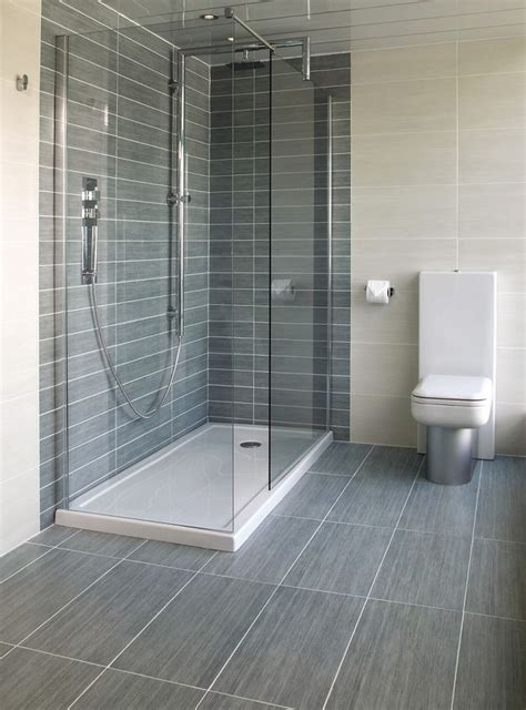 Grey And White Tiles Bathroom by Mood Mid Grey 60x30cm Topps Tiles Room In Mid