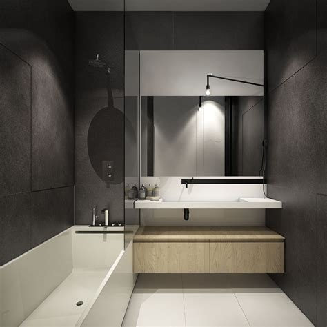 the best tips how to arranged modern small bathroom