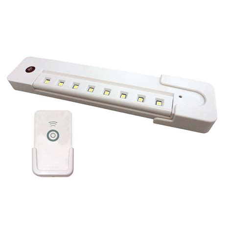 remote led lights hton bay led bar light with remote lpl1014wrcthd