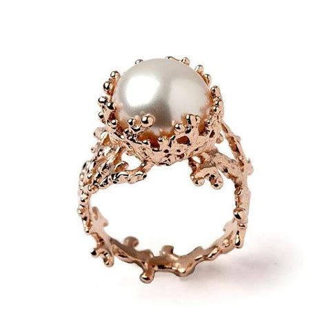 Wedding Rings With Pearls by 16 Pearl Wedding Rings A Unique Collection Pearls Only