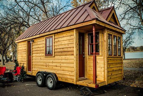 casa su ruote mobili su ruote in legno 4 progetti compatti ed