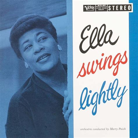 ella fitzgerald swing test schallplatte ella fitzgerald ella swings lightly
