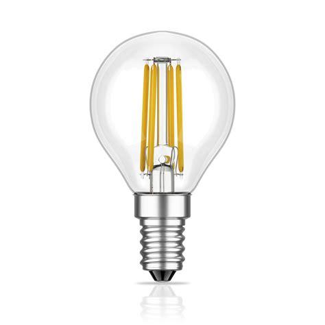 L Filament by E14 Led Le Filament G45 3 4w 32w Wei 223 350lm A F 252 R