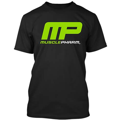Musclepharm Flagship T Shirt Original Usa Mp Stock