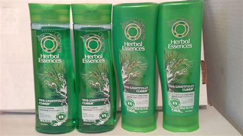 herbal essence tea lightfully clean shoo 4 x herbal essences tea lightfully clean shoo