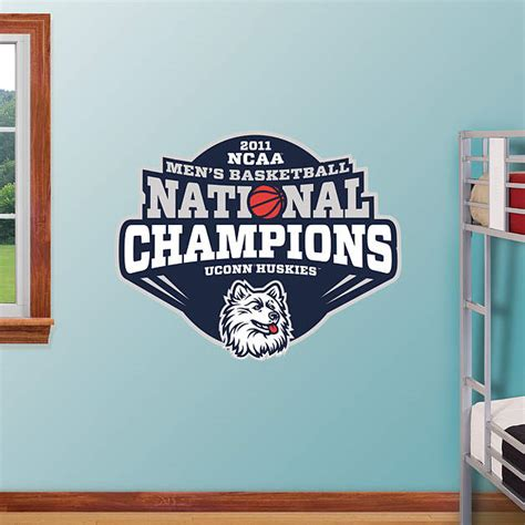 Uconn Co Op Mba Shop by Shop Uconn Huskies Wall Decals Graphics Fathead