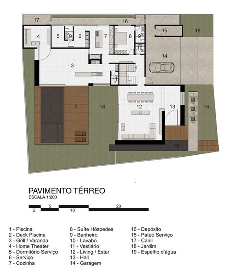home plans with photos of inside and outside at the center