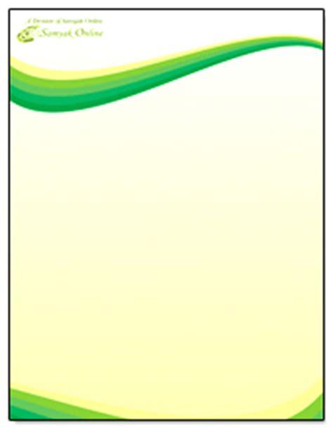 business letterhead design amp printing business letterhead