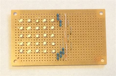 arduino resistor array resistor array diy 28 images arduino simplifying a relay network electrical engineering