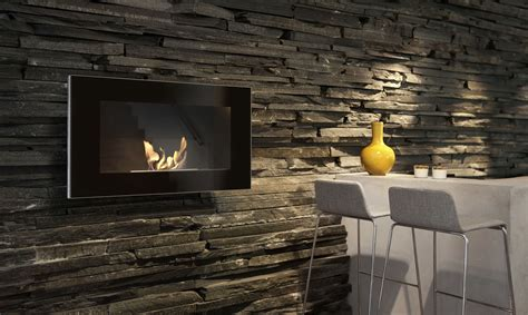 Fireplace Bioethanol by Bioethanol Fireplace Wall Mounted Closed Hearth