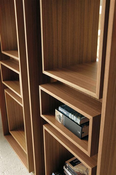 5 Trendy Modern Bookshelves That Unleash Warmth Of Wood!