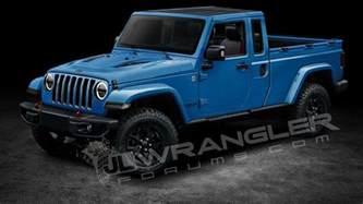 2020 Jeep Wrangler 2019 Jeep Wrangler Predictably Rendered
