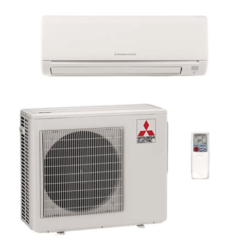 mitsubishi mini split install ductless ac mini split systems county wide mechanical