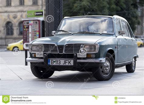 old renault old renault editorial stock image image 43339634