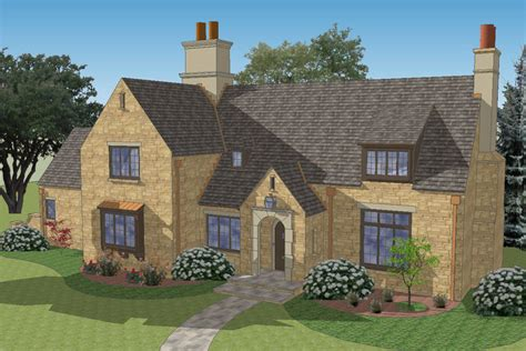 cotswold cottage house plans new south classics cden cottage