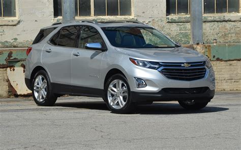 is chevrolet equinox a car 2018 chevrolet equinox true to its roots picture