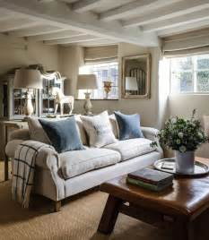 cottage interior design 25 best ideas about painted beams on master