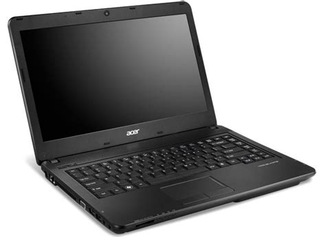 Laptop Acer P243 acer america intros the travelmate p243 business laptop