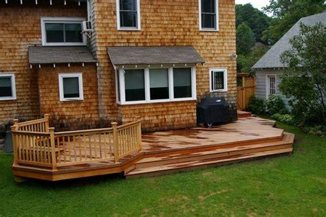lowes deck design  home design ideas