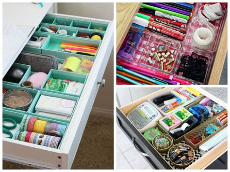 junk drawer organization hacks  tips