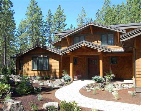 custom home design bend oregon home plans designs