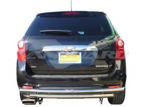 chevy chevrolet equinox rear bar layer bumper