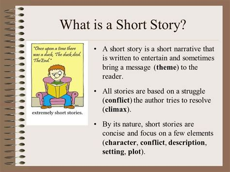 theme and short story what is a short story a short story is a short narrative