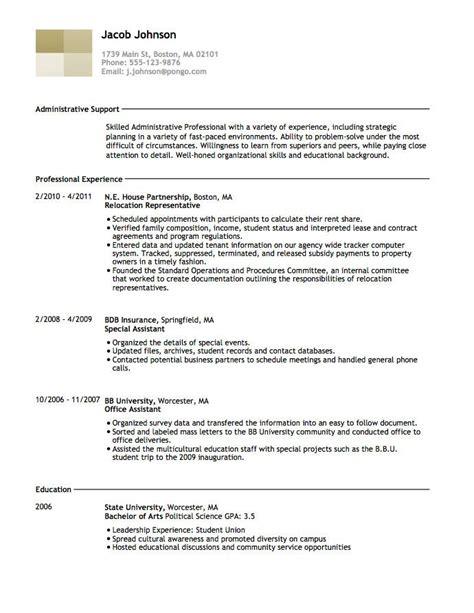 pongo resume builder 13 best resumes images on resume templates