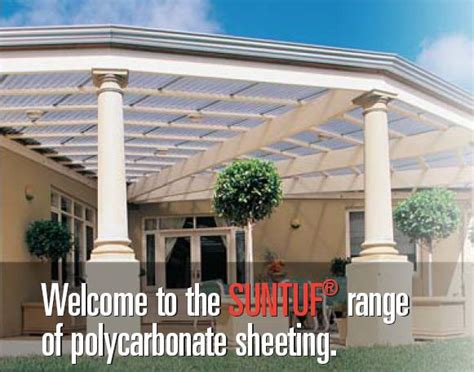 Design Ideas For Suntuf Roofing Suntuf Polycarbonate Roofing From Independent Building Supplies 1300 662 554